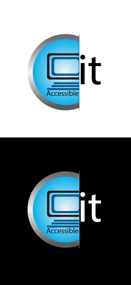 Logo Design by Private User - Entry No. 253 in the Logo Design Contest Logo Design Needed for Exciting New Company Accessible IT.