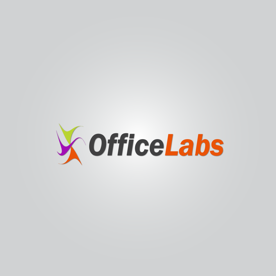 Logo Design by moonflower - Entry No. 103 in the Logo Design Contest OfficeLabs Logo Design.