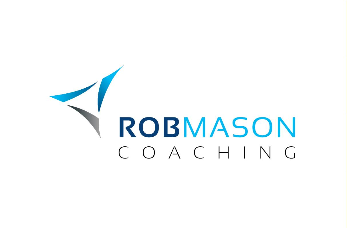 Logo Design by ZAYYADI AHMAD - Entry No. 22 in the Logo Design Contest New Logo Design Needed for Exciting Company Rob Mason Coaching.