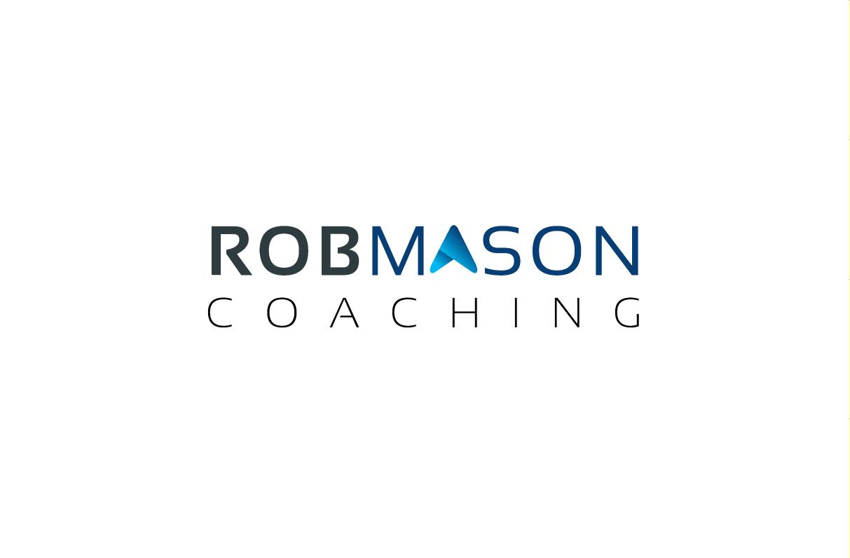 Logo Design by ZAYYADI AHMAD - Entry No. 23 in the Logo Design Contest New Logo Design Needed for Exciting Company Rob Mason Coaching.