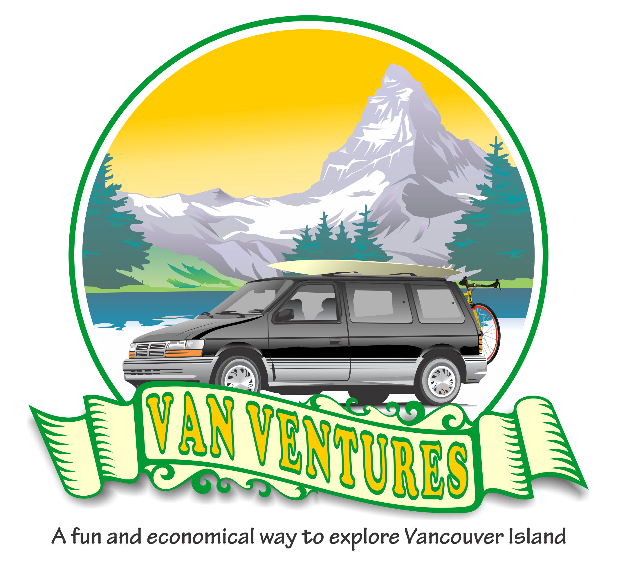 Logo Design by Yohanes Yunianto - Entry No. 23 in the Logo Design Contest New Logo Design for Van Ventures.