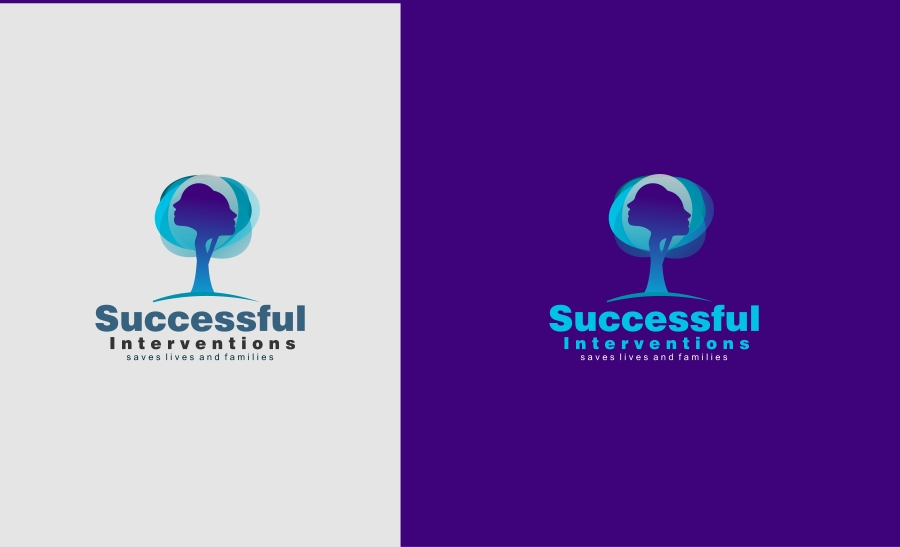 Logo Design by Private User - Entry No. 87 in the Logo Design Contest Logo Design Needed for Exciting Company Successful Interventions.