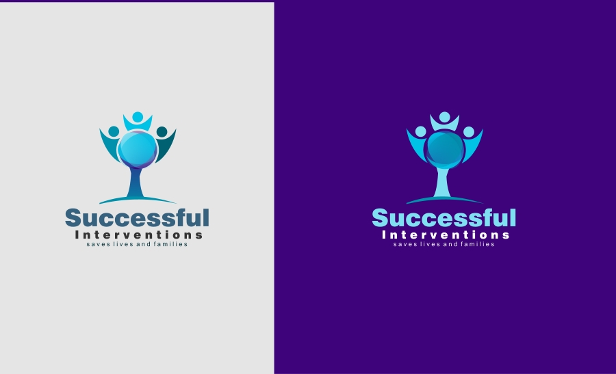 Logo Design by Private User - Entry No. 88 in the Logo Design Contest Logo Design Needed for Exciting Company Successful Interventions.