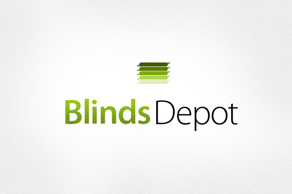 Logo Design by liboy - Entry No. 21 in the Logo Design Contest Logo Design Needed for Exciting New Company Blinds Depot.