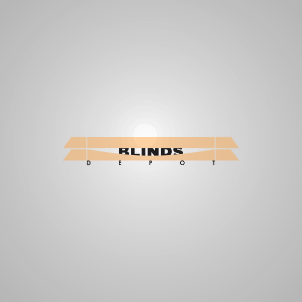 Logo Design by Private User - Entry No. 25 in the Logo Design Contest Logo Design Needed for Exciting New Company Blinds Depot.