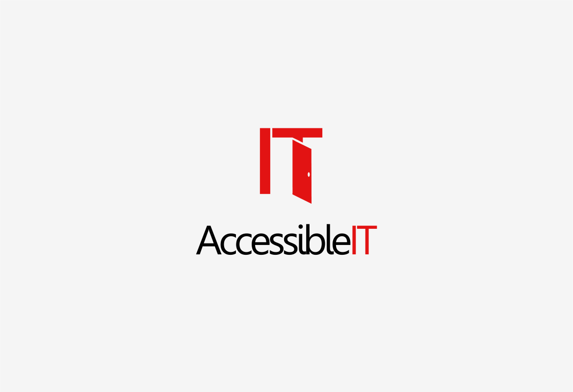 Logo Design by Jorge Sardon - Entry No. 273 in the Logo Design Contest Logo Design Needed for Exciting New Company Accessible IT.