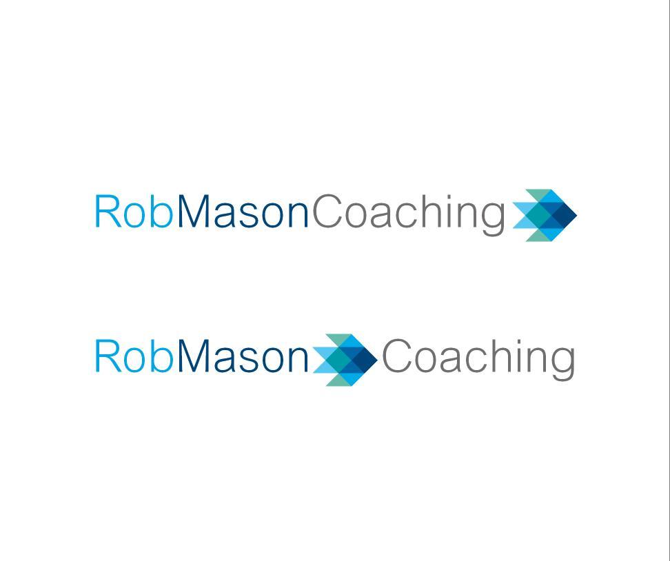 Logo Design by ZAYYADI AHMAD - Entry No. 34 in the Logo Design Contest New Logo Design Needed for Exciting Company Rob Mason Coaching.