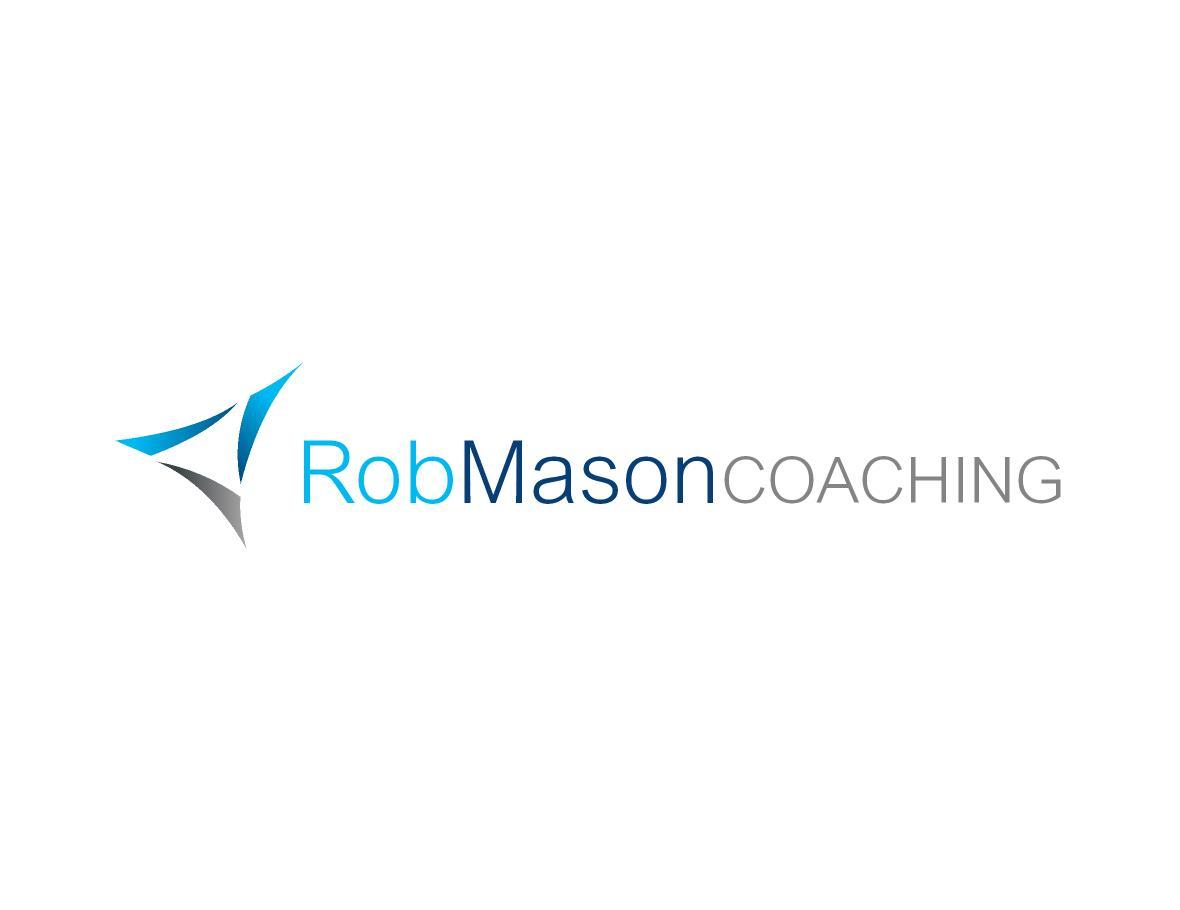 Logo Design by ZAYYADI AHMAD - Entry No. 35 in the Logo Design Contest New Logo Design Needed for Exciting Company Rob Mason Coaching.