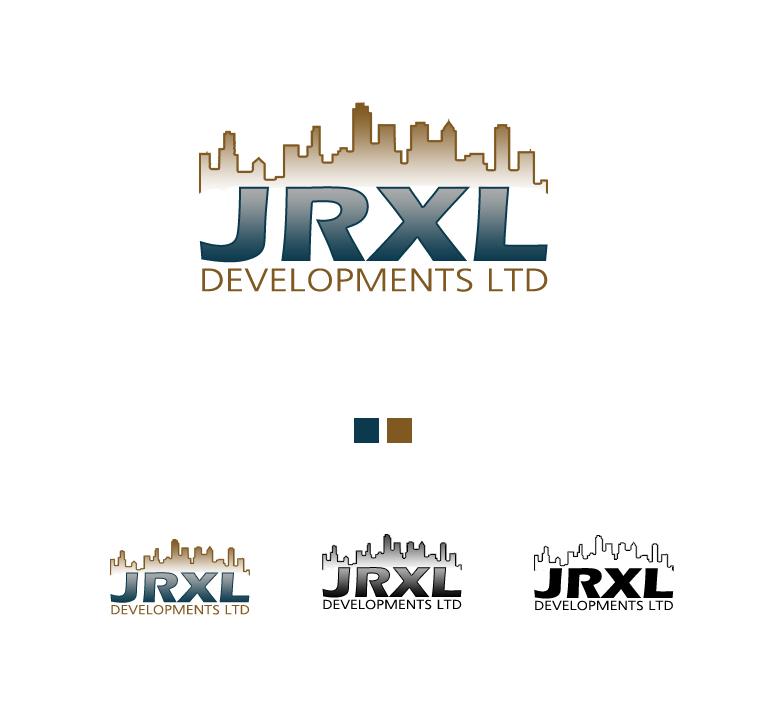 Logo Design by elmd - Entry No. 26 in the Logo Design Contest JRXL DEVELOPMENTS LTD Logo Design.