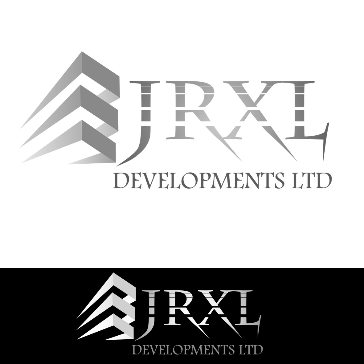 Logo Design by Marieta Naumova - Entry No. 30 in the Logo Design Contest JRXL DEVELOPMENTS LTD Logo Design.