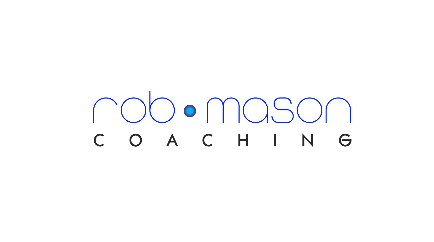 Logo Design by Private User - Entry No. 50 in the Logo Design Contest New Logo Design Needed for Exciting Company Rob Mason Coaching.
