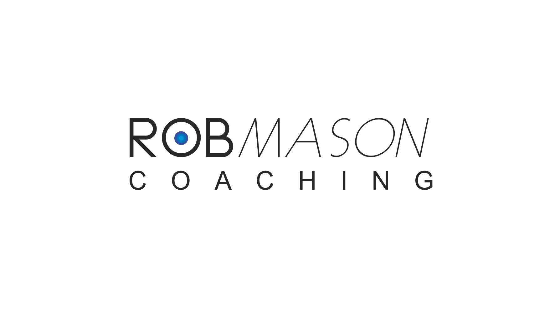 Logo Design by Private User - Entry No. 51 in the Logo Design Contest New Logo Design Needed for Exciting Company Rob Mason Coaching.