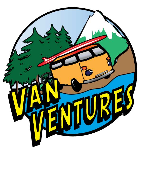 Logo Design by Candita Pelley - Entry No. 27 in the Logo Design Contest New Logo Design for Van Ventures.
