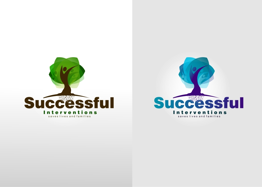 Logo Design by Private User - Entry No. 96 in the Logo Design Contest Logo Design Needed for Exciting Company Successful Interventions.