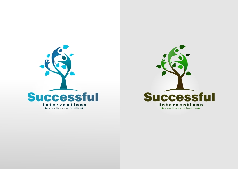 Logo Design by Private User - Entry No. 98 in the Logo Design Contest Logo Design Needed for Exciting Company Successful Interventions.