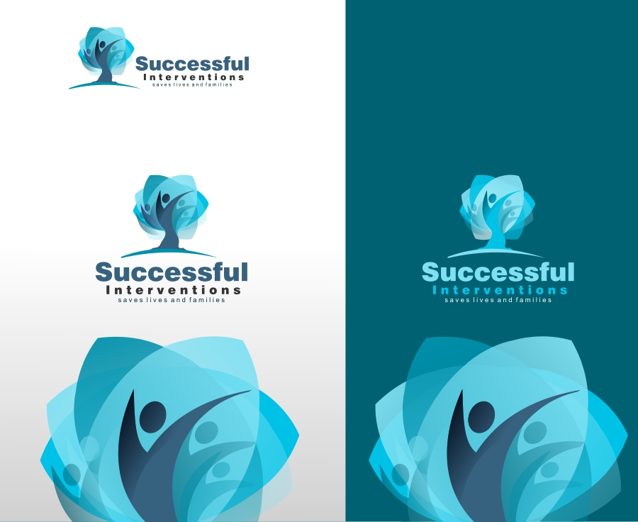 Logo Design by Private User - Entry No. 99 in the Logo Design Contest Logo Design Needed for Exciting Company Successful Interventions.