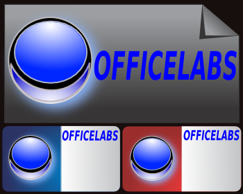 Logo Design by Lonnie Dalson - Entry No. 110 in the Logo Design Contest OfficeLabs Logo Design.