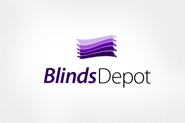 Logo Design by liboy - Entry No. 31 in the Logo Design Contest Logo Design Needed for Exciting New Company Blinds Depot.