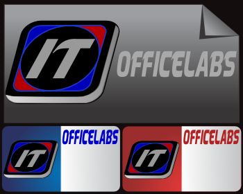 Logo Design by Lonnie Dalson - Entry No. 112 in the Logo Design Contest OfficeLabs Logo Design.