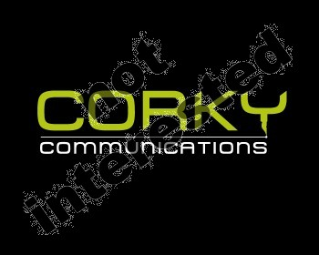 Logo Design by noq - Entry No. 78 in the Logo Design Contest Corky Communications.