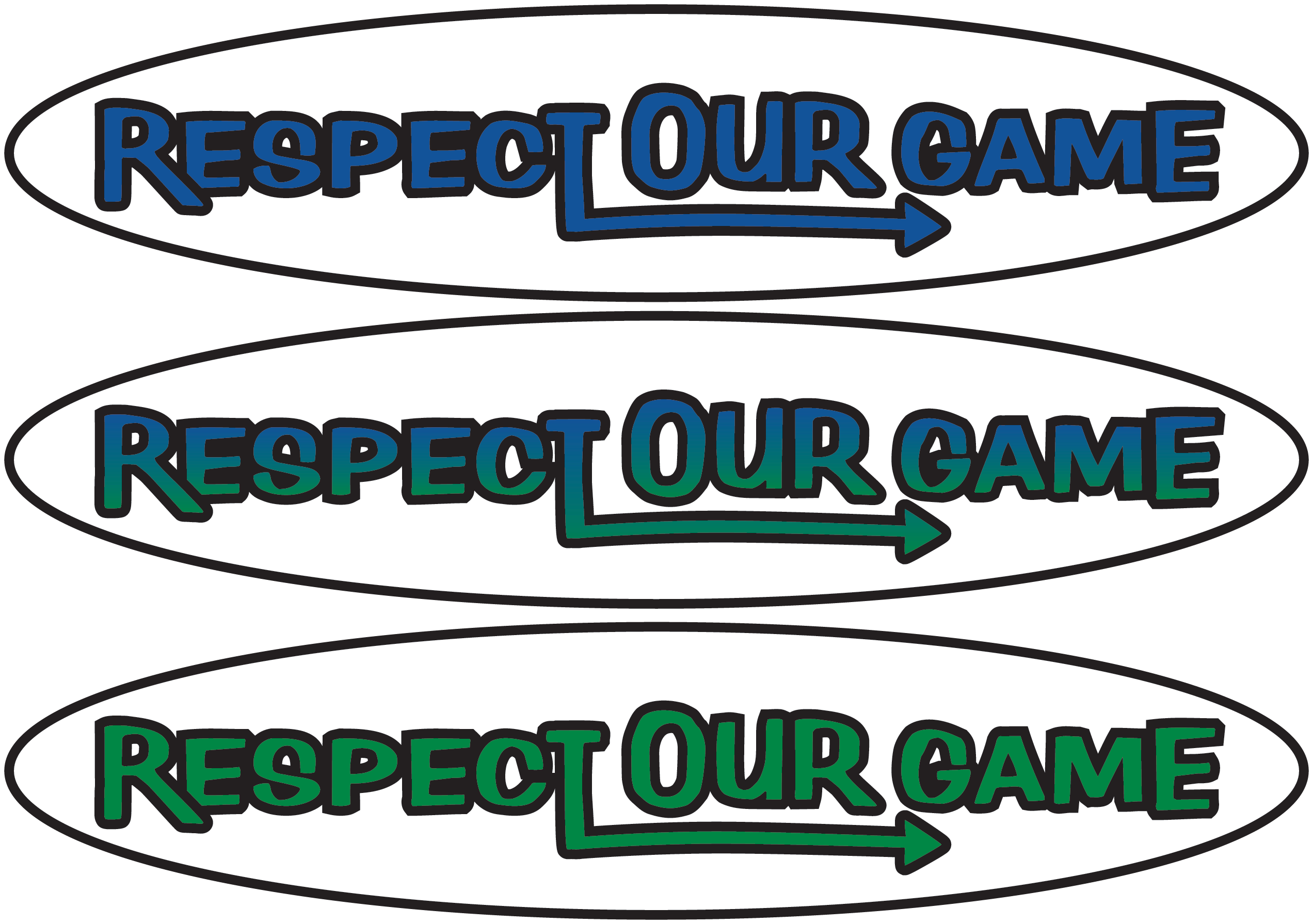 Logo Design by 4cCameron - Entry No. 18 in the Logo Design Contest Respect our game - North Van Minor Hockey Logo Design.