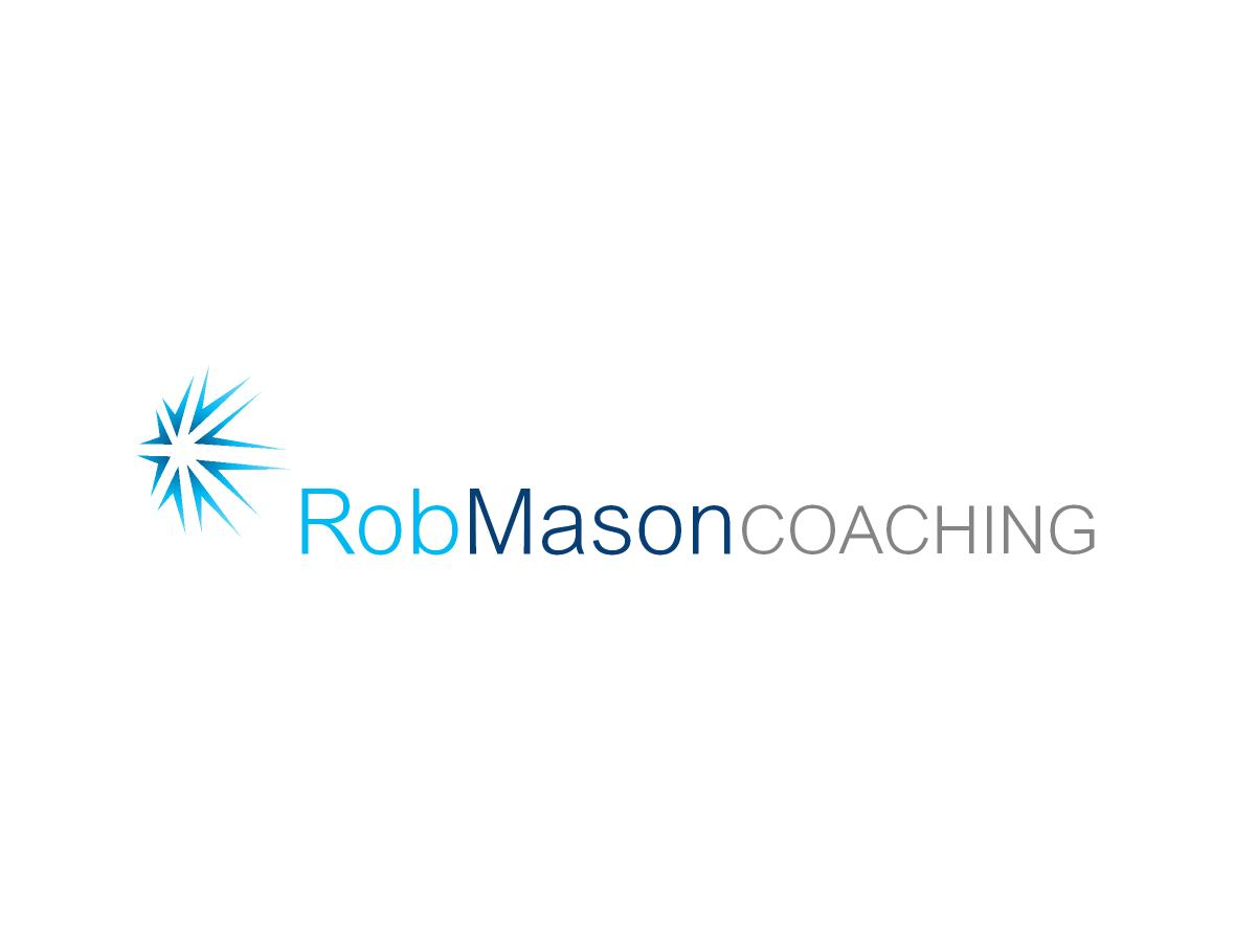 Logo Design by ZAYYADI AHMAD - Entry No. 54 in the Logo Design Contest New Logo Design Needed for Exciting Company Rob Mason Coaching.