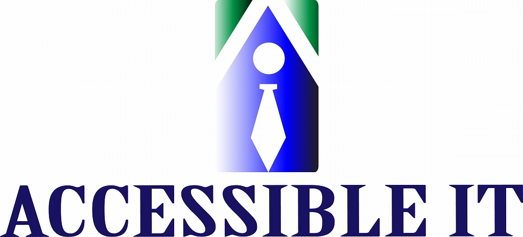 Logo Design by Jerry Nable Jr - Entry No. 301 in the Logo Design Contest Logo Design Needed for Exciting New Company Accessible IT.