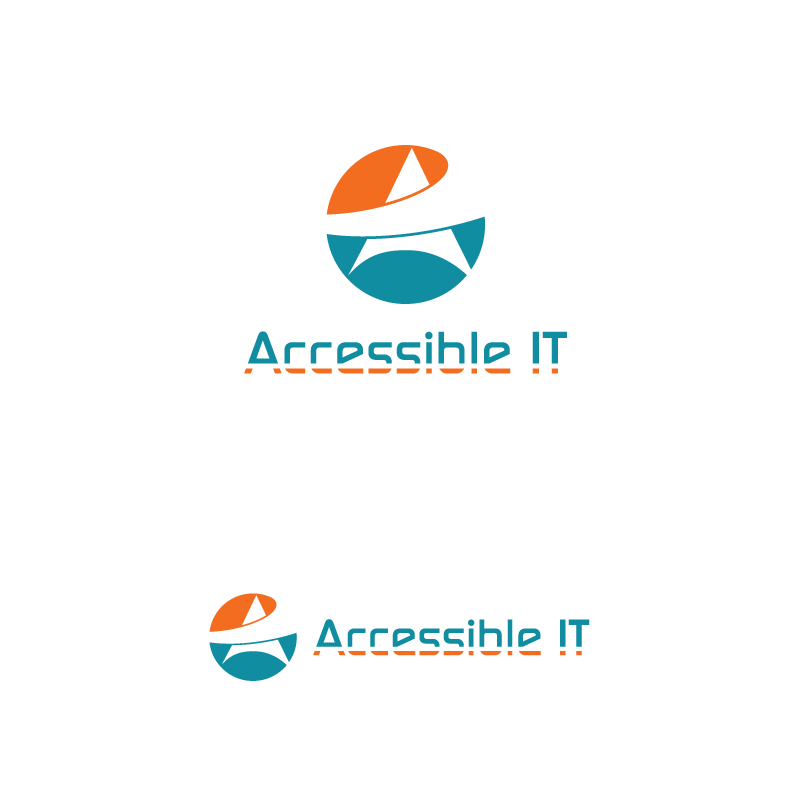 Logo Design by Private User - Entry No. 302 in the Logo Design Contest Logo Design Needed for Exciting New Company Accessible IT.