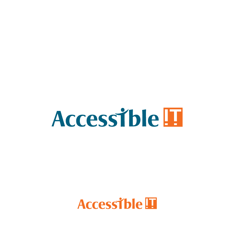 Logo Design by Private User - Entry No. 307 in the Logo Design Contest Logo Design Needed for Exciting New Company Accessible IT.