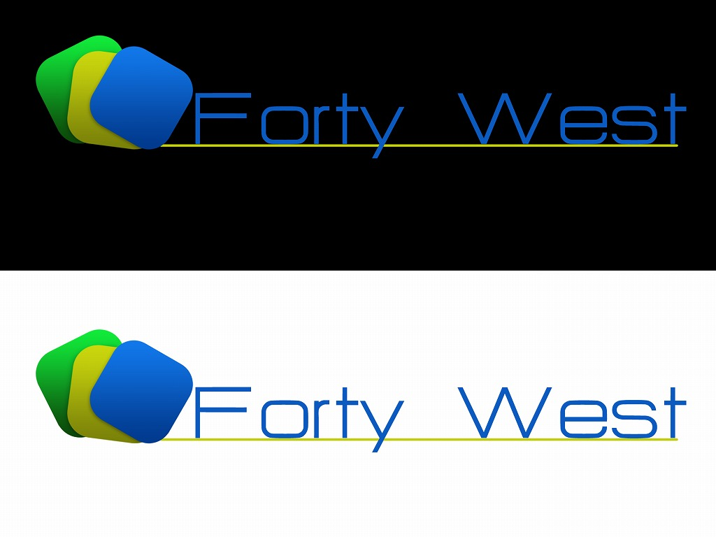 Logo Design by Jerry Nable Jr - Entry No. 3 in the Logo Design Contest Unique Logo Design Wanted for Forty West.