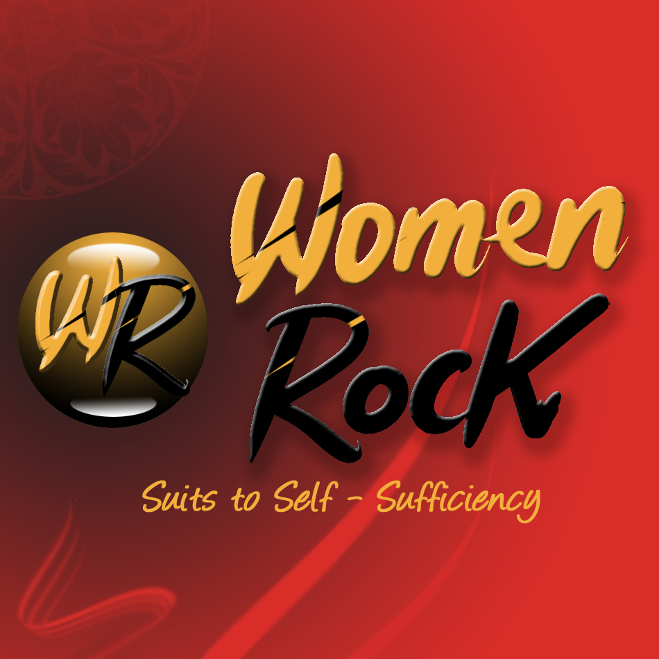 Logo Design by lapakera - Entry No. 75 in the Logo Design Contest Women ROCK! - Dress for Success Pittsburgh.