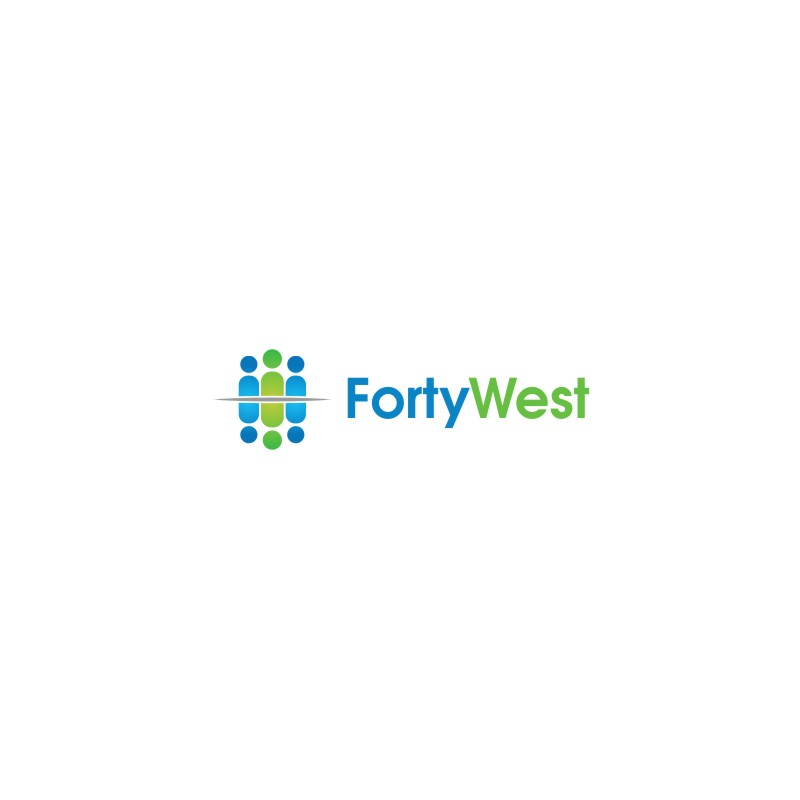 Logo Design by untung - Entry No. 4 in the Logo Design Contest Unique Logo Design Wanted for Forty West.