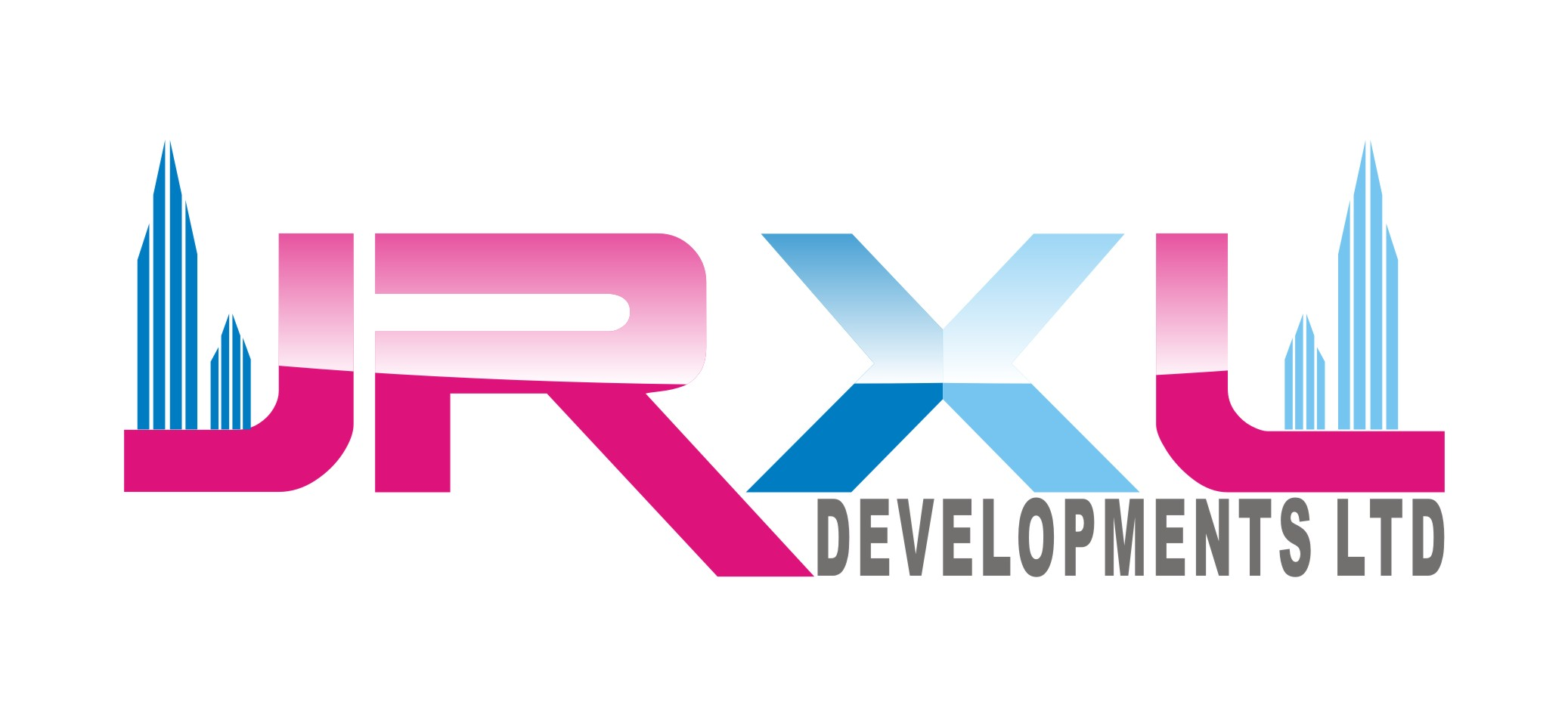 Logo Design by Private User - Entry No. 43 in the Logo Design Contest JRXL DEVELOPMENTS LTD Logo Design.