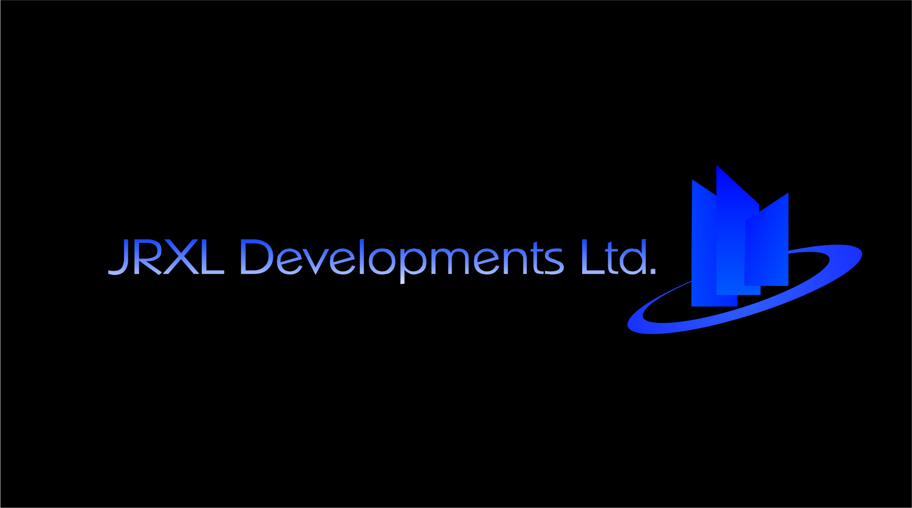 Logo Design by Private User - Entry No. 44 in the Logo Design Contest JRXL DEVELOPMENTS LTD Logo Design.