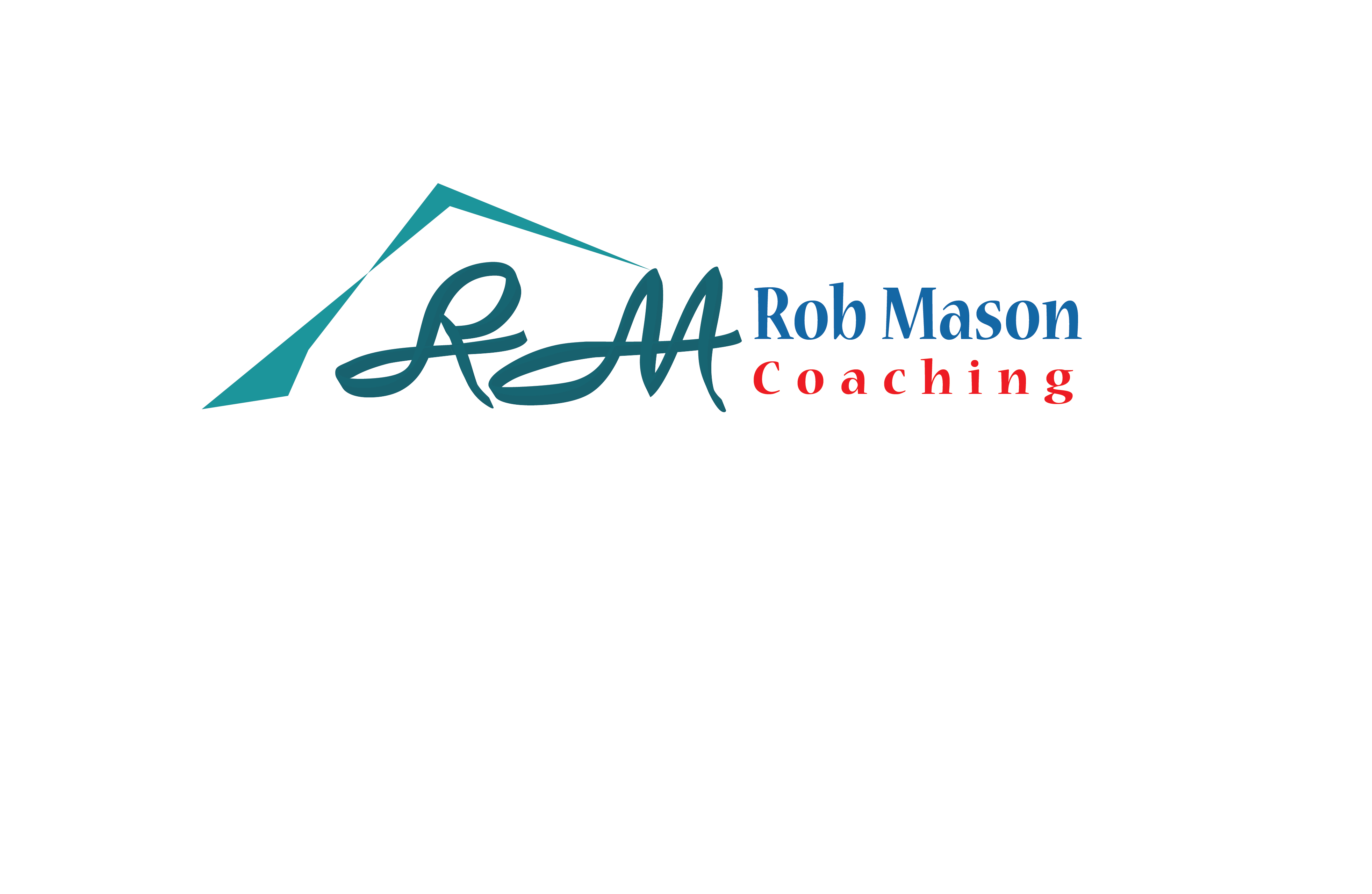Logo Design by Sandiip Khanal - Entry No. 56 in the Logo Design Contest New Logo Design Needed for Exciting Company Rob Mason Coaching.