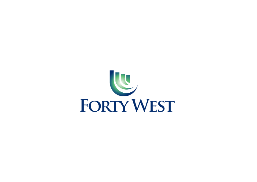 Logo Design by Severiano Fernandes - Entry No. 17 in the Logo Design Contest Unique Logo Design Wanted for Forty West.