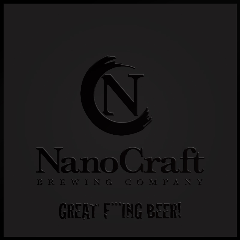 Logo Design by Number-Eight-Design - Entry No. 76 in the Logo Design Contest Unique Logo Design Wanted for NanoCraft Brewing Company.