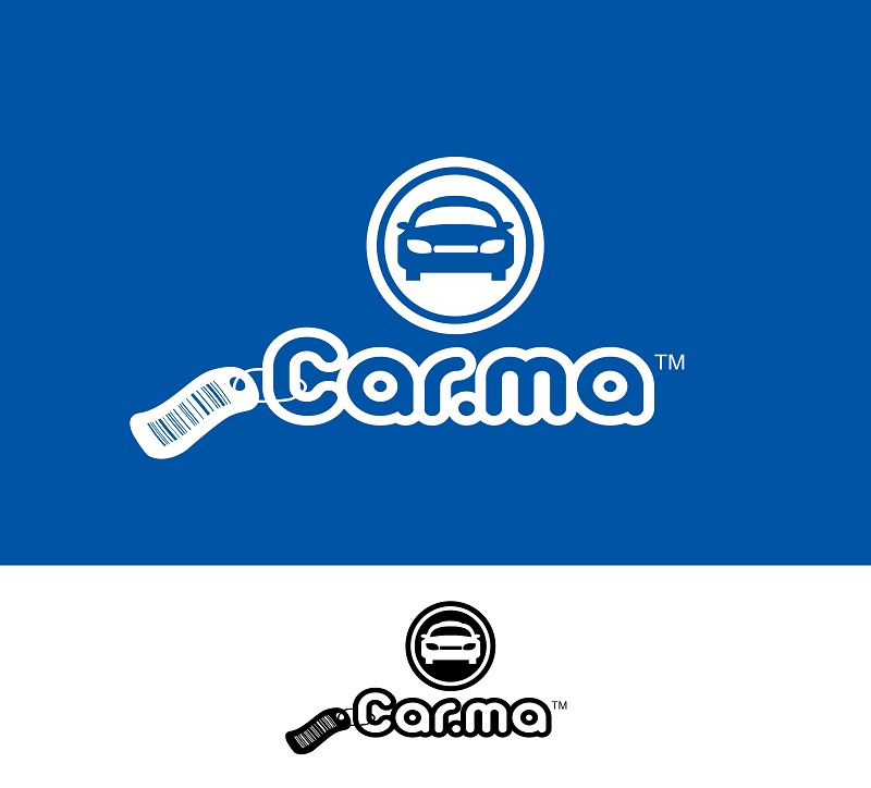 Logo Design by kowreck - Entry No. 50 in the Logo Design Contest New Logo Design for car.ma.