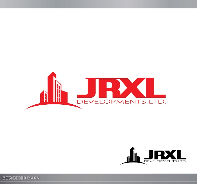 Logo Design by kowreck - Entry No. 45 in the Logo Design Contest JRXL DEVELOPMENTS LTD Logo Design.