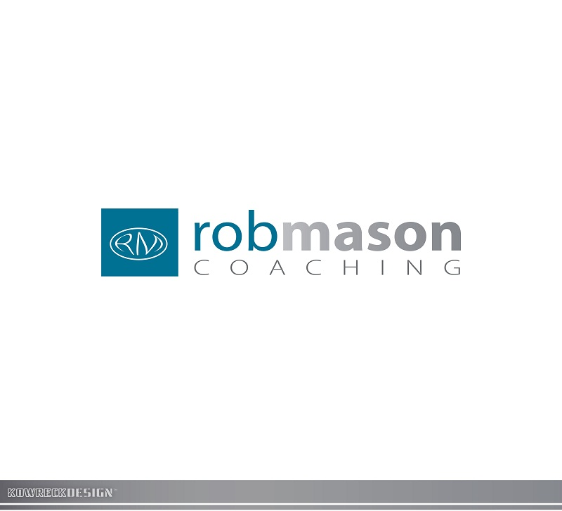 Logo Design by kowreck - Entry No. 63 in the Logo Design Contest New Logo Design Needed for Exciting Company Rob Mason Coaching.