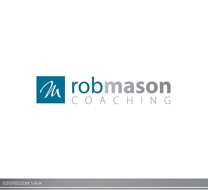 Logo Design by kowreck - Entry No. 64 in the Logo Design Contest New Logo Design Needed for Exciting Company Rob Mason Coaching.