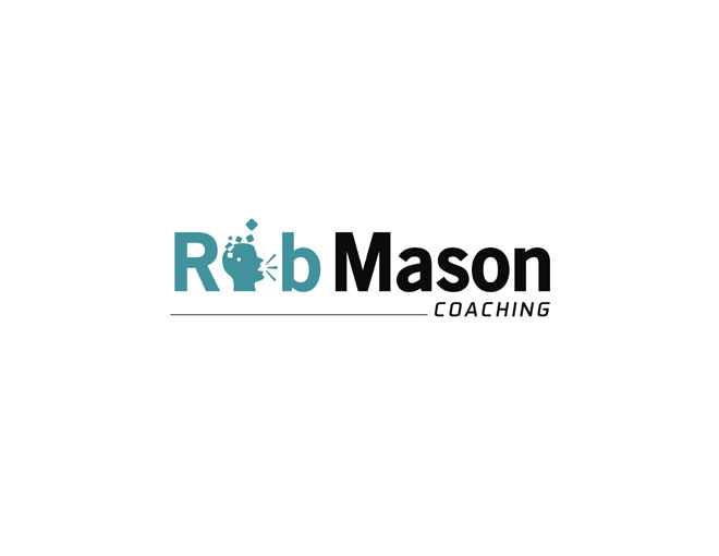Logo Design by Private User - Entry No. 67 in the Logo Design Contest New Logo Design Needed for Exciting Company Rob Mason Coaching.