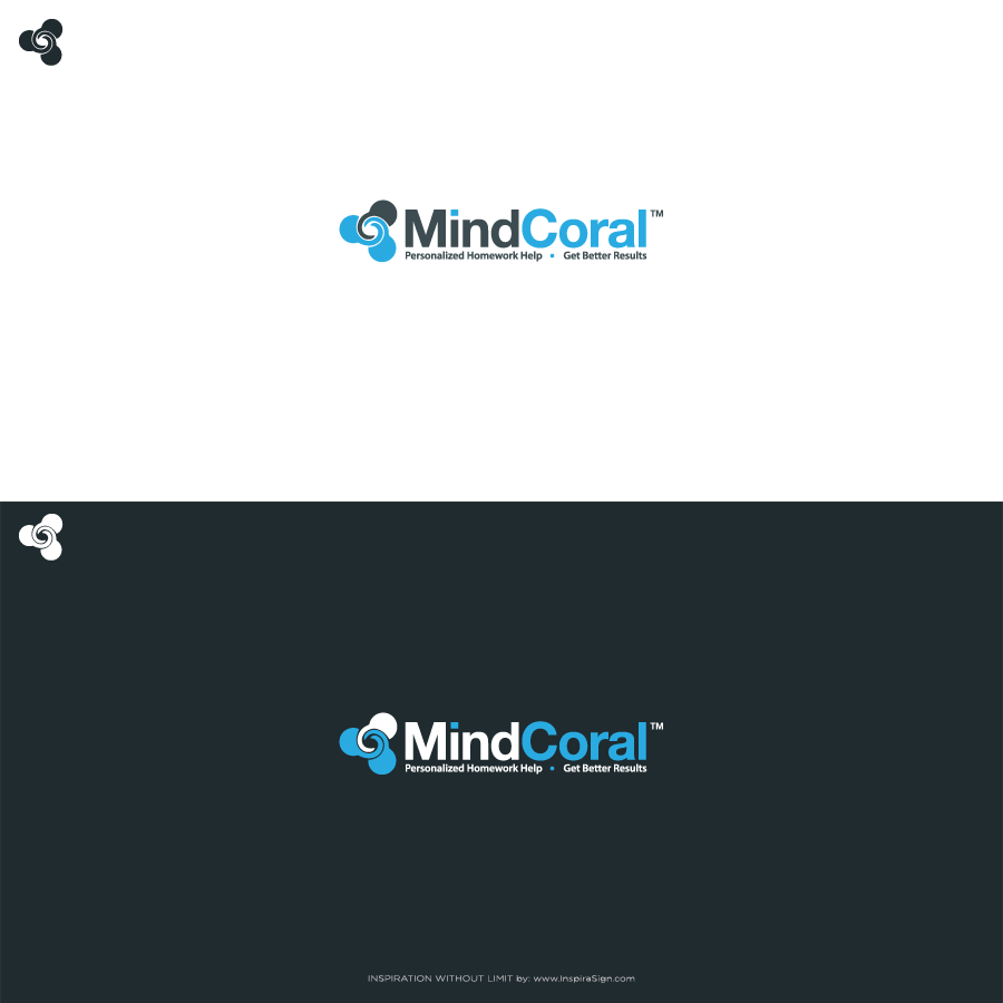 Logo Design by InspiraSign - Entry No. 20 in the Logo Design Contest Logo Design Needed for Exciting New Company MindCoral.