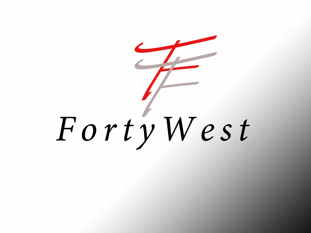 Logo Design by Jerry Nable Jr - Entry No. 24 in the Logo Design Contest Unique Logo Design Wanted for Forty West.