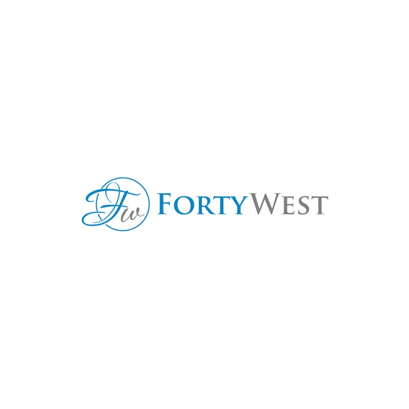 Logo Design by untung - Entry No. 26 in the Logo Design Contest Unique Logo Design Wanted for Forty West.