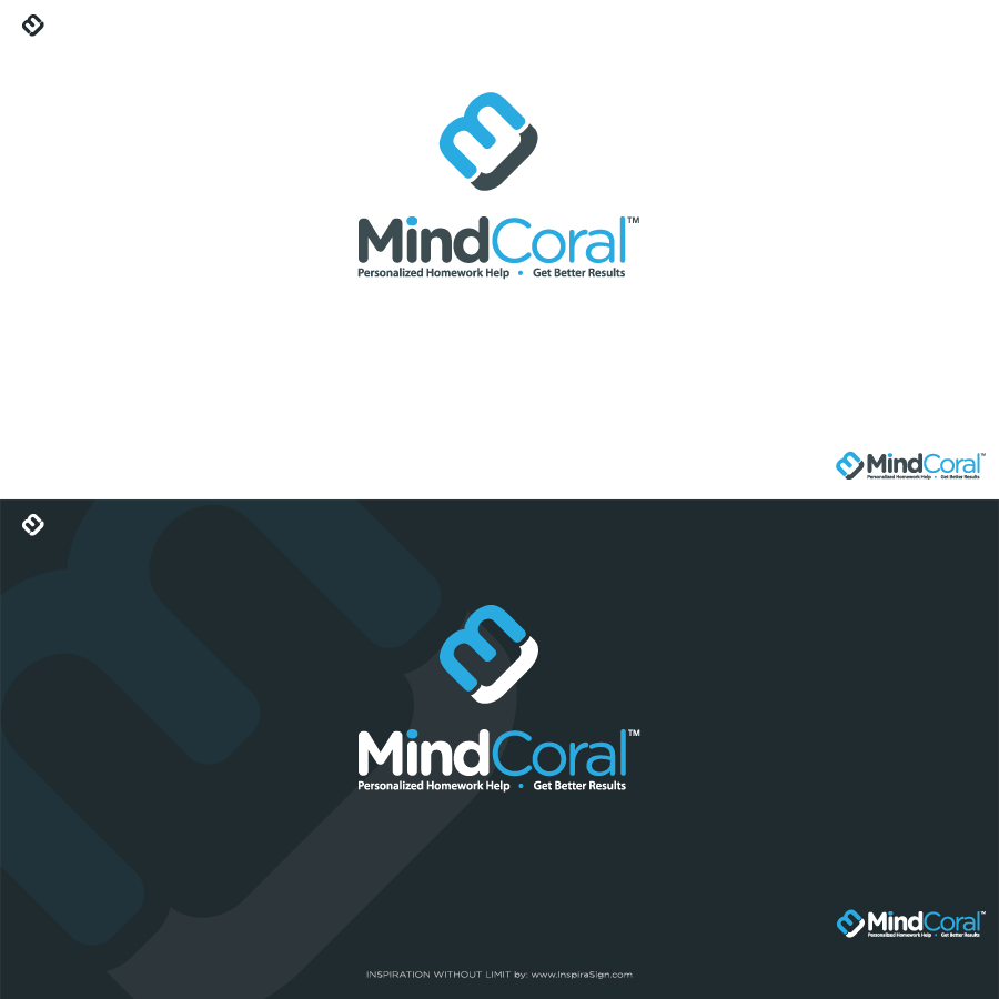 Logo Design by InspiraSign - Entry No. 24 in the Logo Design Contest Logo Design Needed for Exciting New Company MindCoral.