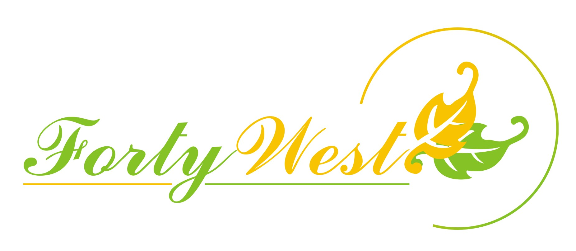 Logo Design by Private User - Entry No. 30 in the Logo Design Contest Unique Logo Design Wanted for Forty West.