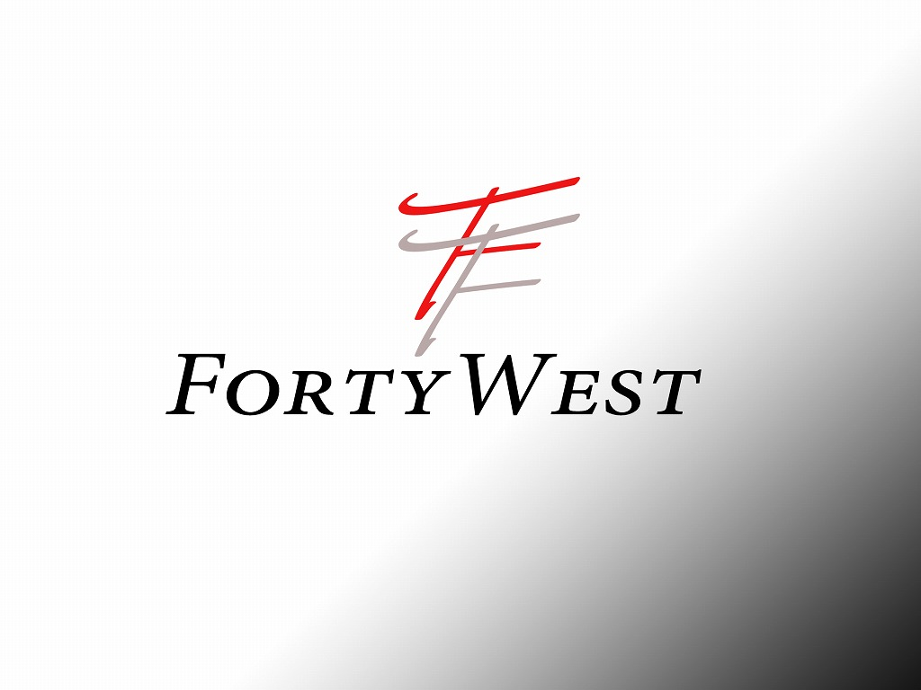 Logo Design by Jerry Nable Jr - Entry No. 31 in the Logo Design Contest Unique Logo Design Wanted for Forty West.