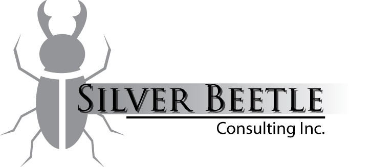 Logo Design by Genesis Orland Colendres - Entry No. 3 in the Logo Design Contest Silver Beetle Consulting Inc. Logo Design.