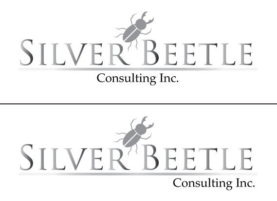 Logo Design by Genesis Orland Colendres - Entry No. 10 in the Logo Design Contest Silver Beetle Consulting Inc. Logo Design.